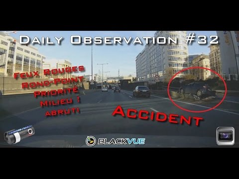 ► Daily Observation #32 - Dashcam France ◄™ | Observations quotidiennes
