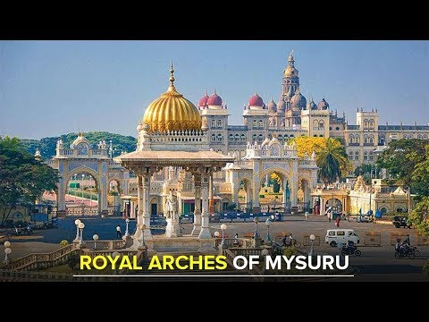 Majestic arches of Namma Mysuru
