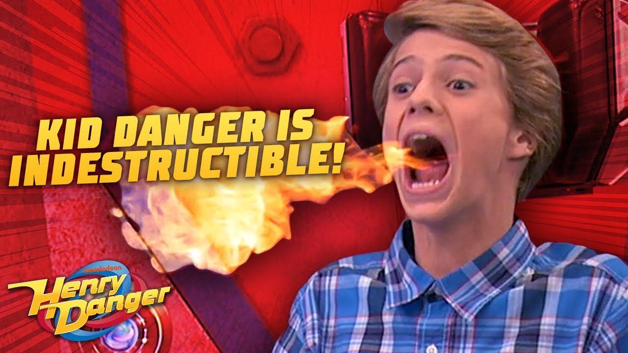 Download Kid Danger Is Indestructible 💣 ! | Henry Danger