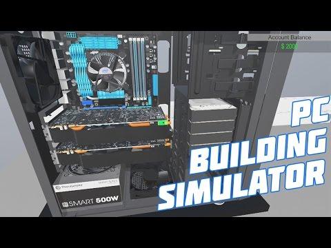 Игра о том, как собрать компьютер!