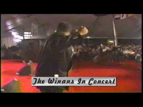 The Winans In Concert - A Friend