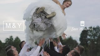 M&Y | Весілля в Луцьку