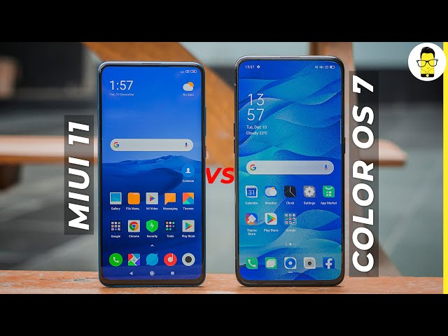 Color OS 7 vs MIUI 11: which is the better new software update?
