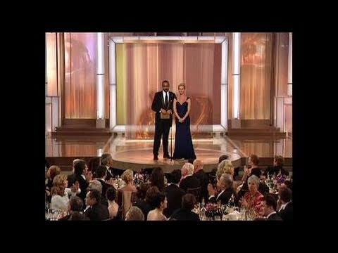 Geena Davis Wins Best Actress TV Series Drama - Golden Globes 2006
