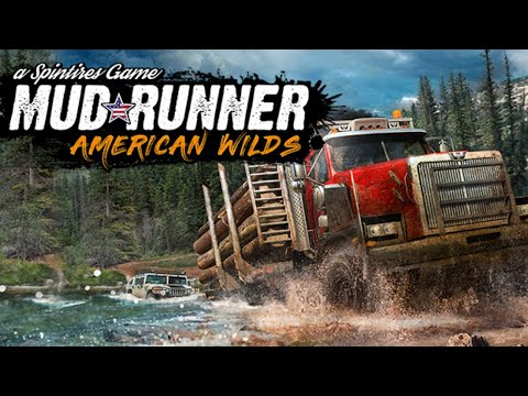 Spintires MudRunner American Wilds - play |