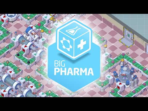 Monstermaskin! - Big Pharma #4! (Swedish)