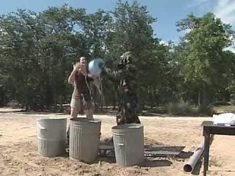 Army MOS 89D Explosive Ordnance Disposal (EOD) Specialist