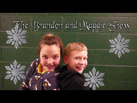 Holiday Special │The Brandon and Maggie Show Installment #3