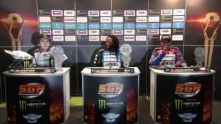 2016 Adrian Flux British FIM Speedway Grand Prix Press Conference