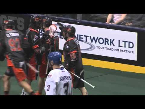 NLL: Chad Culp goes behind-the-back for SC Top 10 goal for Buffalo Bandits