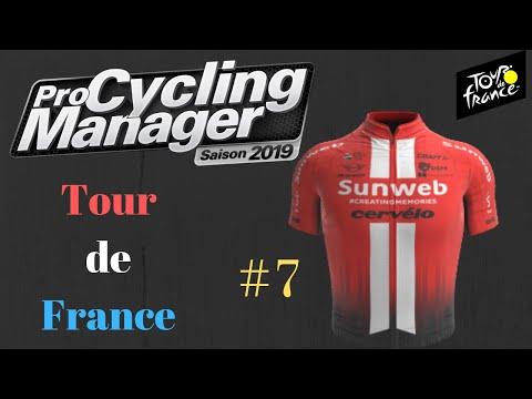 PRO CYCLING MANAGER 2019: TOUR DE FRANCE #7  