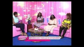 PAROLE DE FEMME DU 08 08 17 .....Equinoxe tv