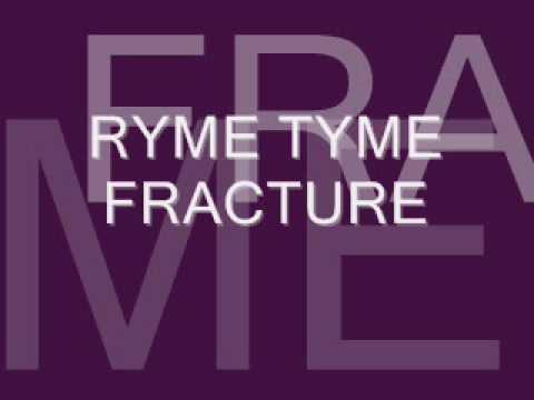Ryme Tyme..Fracture..Saigon records