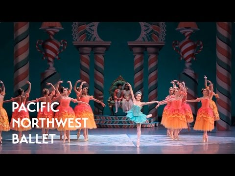 Noelani Pantastico as Dewdrop in Waltz of the Flowers (Pacific Northwest Ballet)