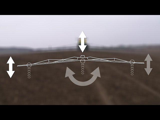 John Deere - Pulverizadores - TerrainCommand Pro