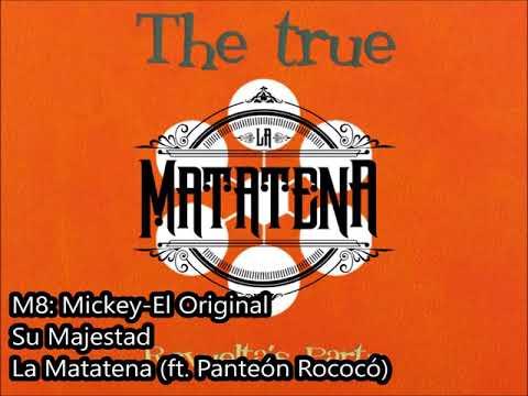 La Matatena Ska - Su Majestad (ft. Panteón Rococó) (REVUELTAS PARTY) (F R U C K E R)