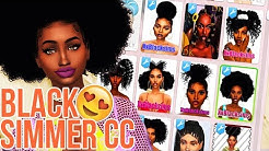 CUSTOM CONTENT SITES LIST FOR BLACK SIMS & SIMMERS// THE SIMS 4 CC