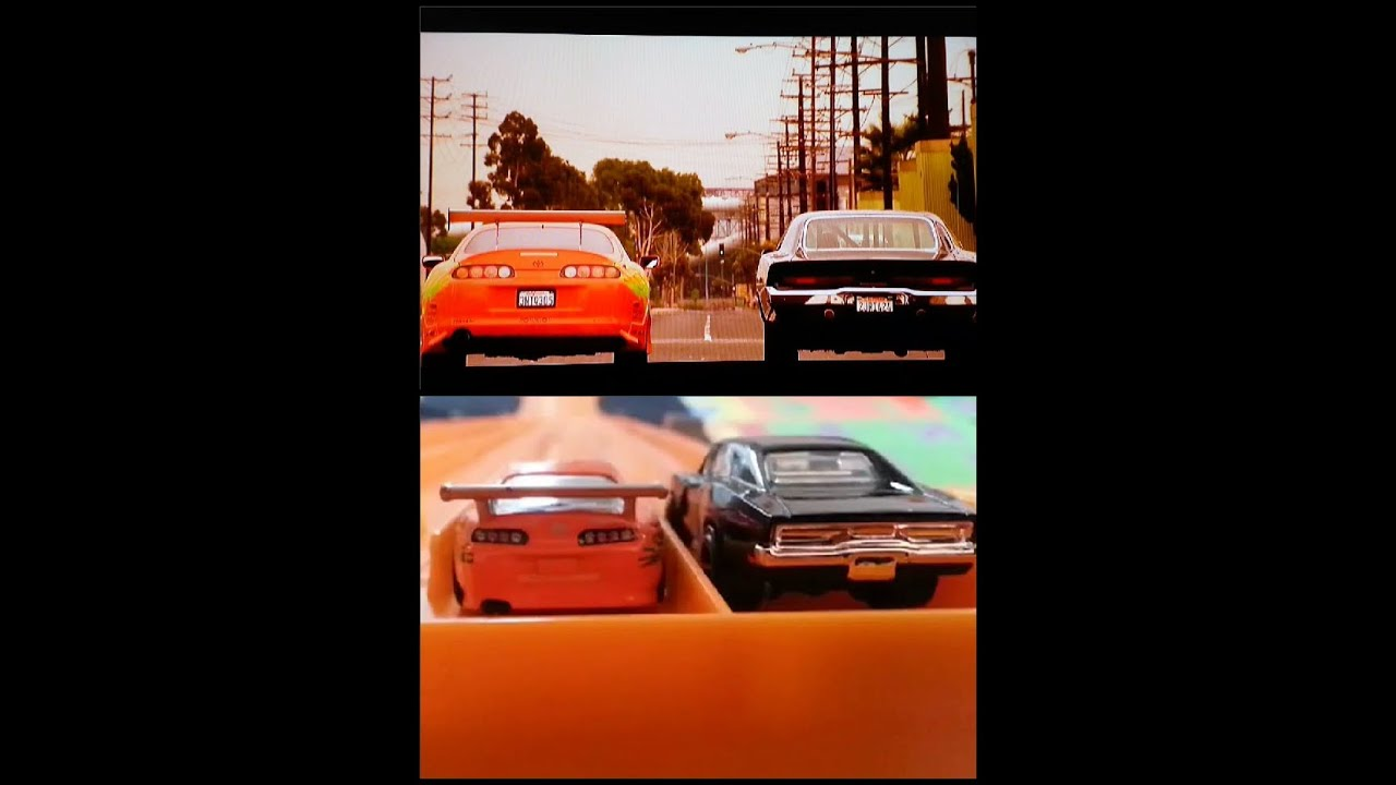 fast furious goes hot wheels youtube. Black Bedroom Furniture Sets. Home Design Ideas