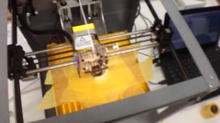 3Dプリンタ出力 ボトル 倒壊対策2