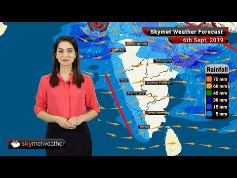 Weather Forecast Sept 6: Mumbai Rains To Decrease, Air Quality In Delhi To Degrade