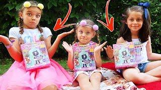 Deschidem Papusi HairDorables 👍Surprize pentru Melissa,Jasmina si Carmelita