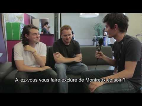 Interview - Bombay Bicycle Club | Montreux Jazz Festival 2012