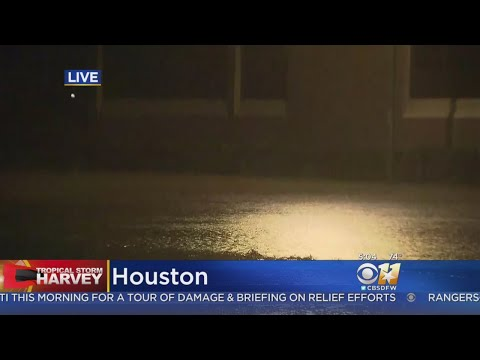 Latest Look At The Current Conditions In Houston
