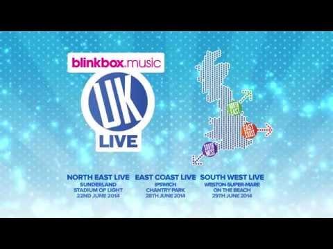 blinkbox music UK Live 2014 - The UK's biggest pop festival with Jessie J, Jason Derulo & many more!