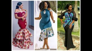 Latest #African Dresses 2019: Stylishly, Elegant and Quality #2019 African Dresses.