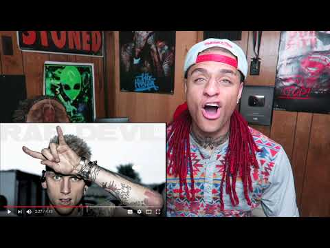 I CAN'T BELIEVE THIS....Machine Gun Kelly - Rap Devil (Eminem Diss) REACTION!!!