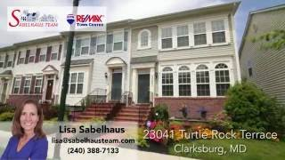 23041 Turtle Rock Terrace, Clarksburg, MD 20871