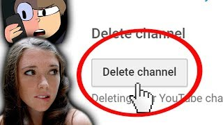 My Girlfriend Tried Deleting My YouTube Channel..