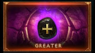 Diablo III HC pushing GR RIP RIP RIP