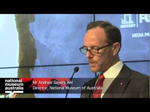 Glorious Days: Australia 1913 exhibition launch