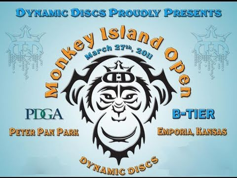 2011 Monkey Island Open | Disc Golf Tournament