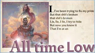Jon Bellion -  All time Low - Lyrics