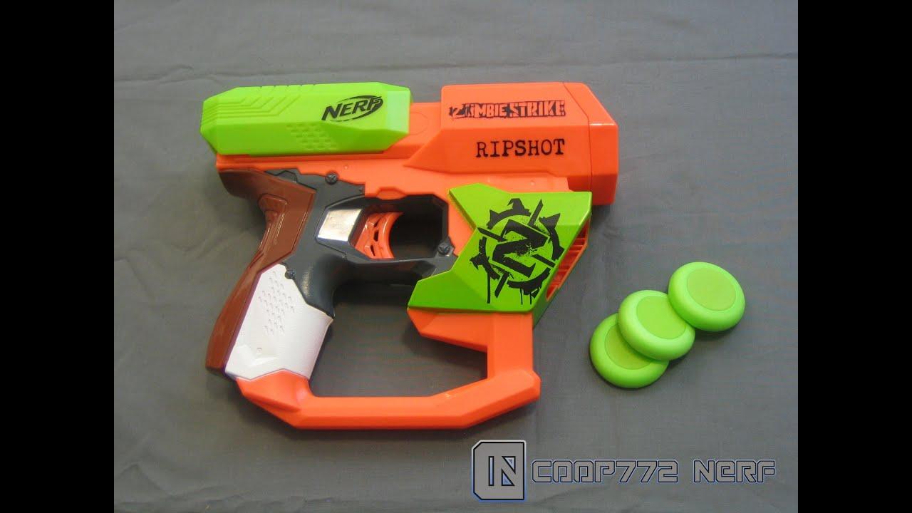 Amazon.com: Nerf Vortex Nitron (Discontinued by manufacturer .