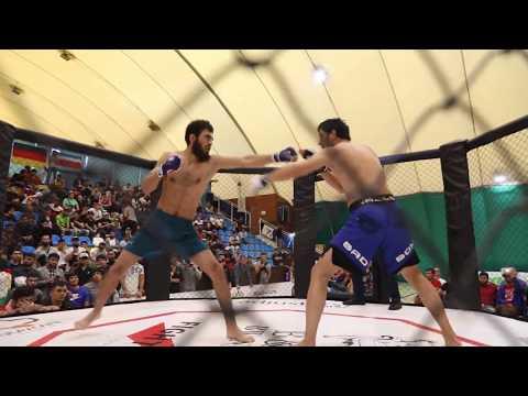 Колизей: Битва Чемпионов 8: Мехрубон Джумахонов (Таджикистан) vs. Тимур Мадасманов (Кыргызстан) 70кг