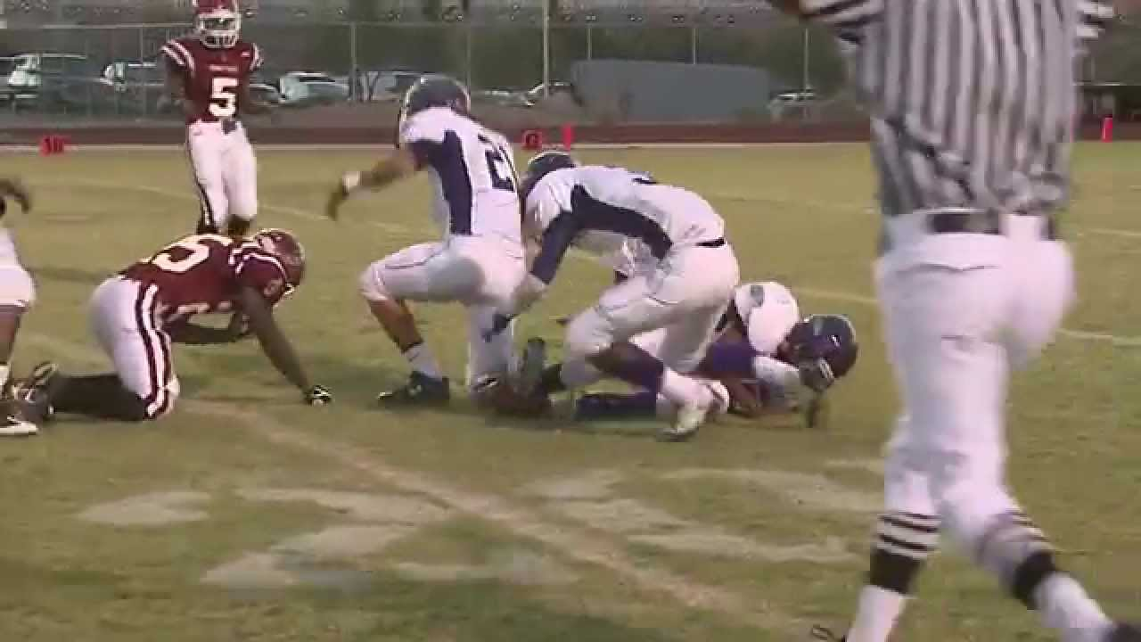 KNOCKOUT HIGH SCHOOL FOOTBALL HITS - YouTube