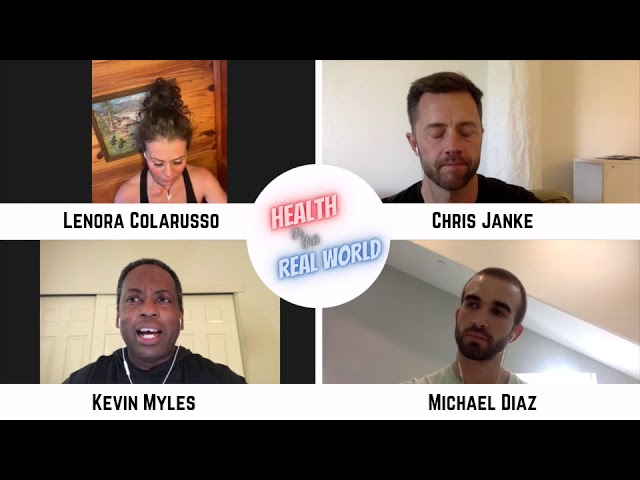 All Star Roundtable - Health in the Real World with Chris Janke