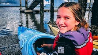 Jekyll Island Adventure Day! Kayak Eco Tour and Biking