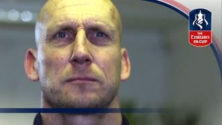 Ex-Man Utd defender Jaap Stam returns to Old Trafford - Emirates FA Cup 2016/17 Special | FATV Focus