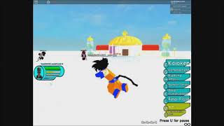 How to lvl up FAST !!! IN DBS3 l DBS3 roblox game