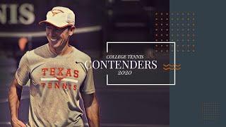 HC Bruce Berque Previews 2020 Texas Men's Tennis Season