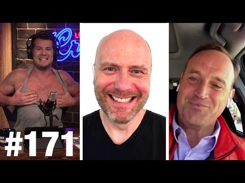 #171 OMG TRUMP IMPEACHMENT?!?! Stefan Molyneux | Louder With Crowder