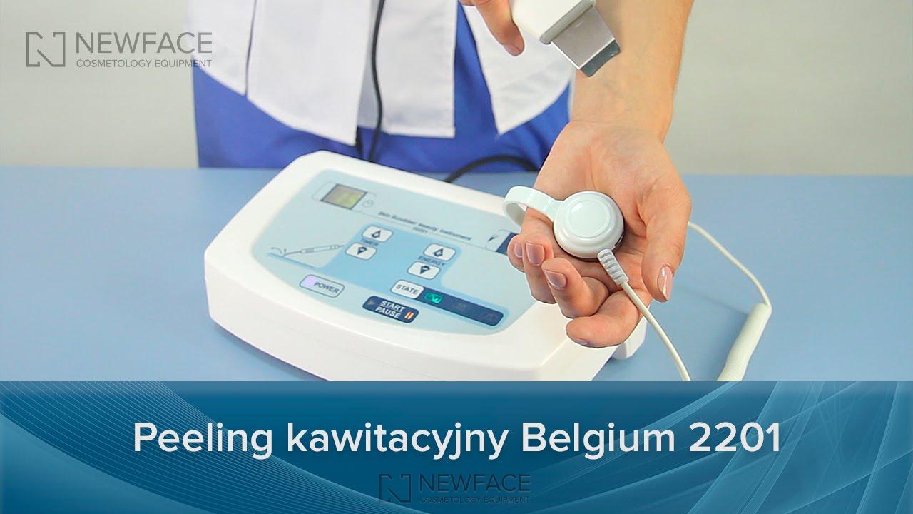Urządzenie do peelingu kawitacyjnego 2201