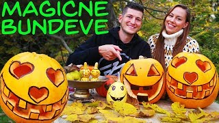 HALLOWEEN BUNDEVE (DIY)