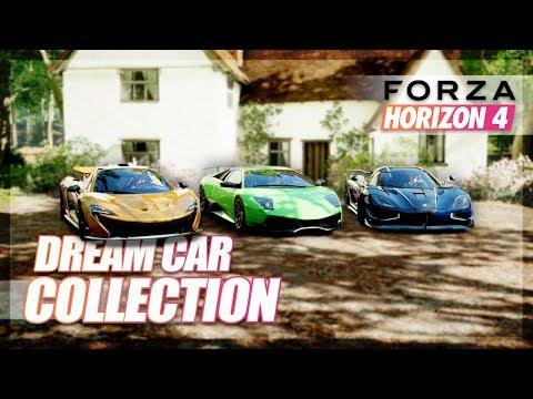 Forza Horizon 4 - Our Dream Car Collections!