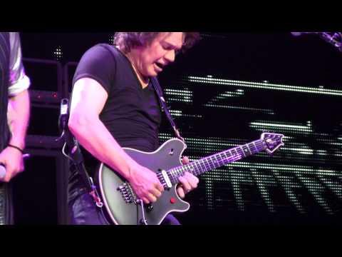 Van Halen   Girl Gone bad Pittsburgh 3 30 2012