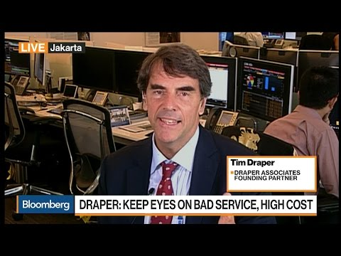 How Tim Draper Identifies The Next Big Thing